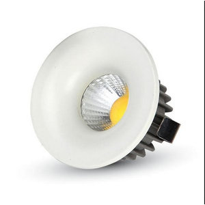 3W Spot LED Rotondo 2700K-5098