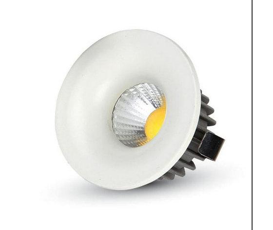 3W Spot LED Rotondo 4000K-5099