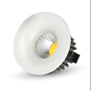 3W Spot LED Rotondo 6400K-5107