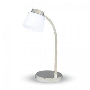 5W LED Lampada Tavolo 4000K Corpo Bianco-7051