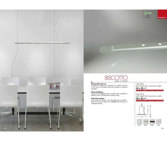 LAMPADA BISCOTTO- CAT 765/130 S