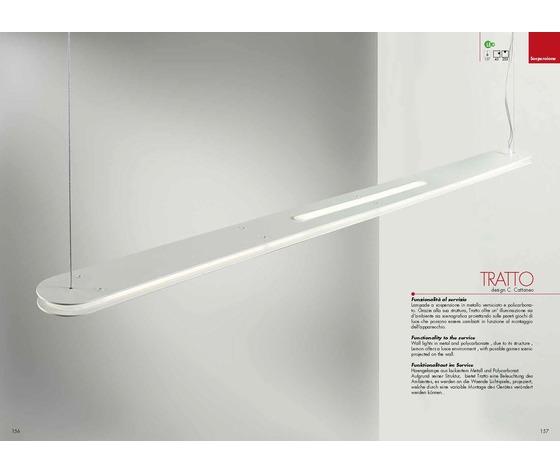 LAMPADA TRATTO/S-CAT 754/90S