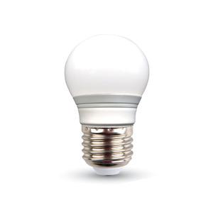 Lampadina LED 6W E27 G45 Bianco caldo-4247