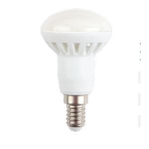Lampadina LED 6W E14 R50 Bianco caldo-4243