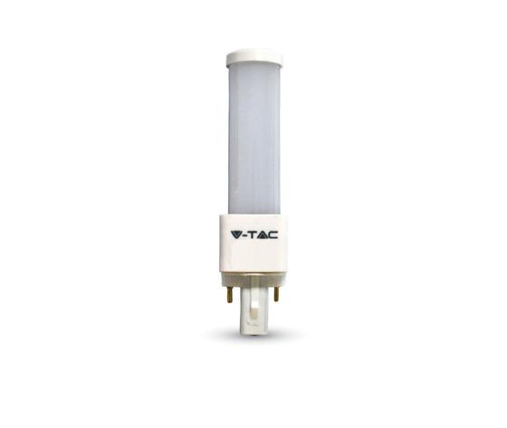 Lampadina LED - 6W G24 PL 6000K-7208