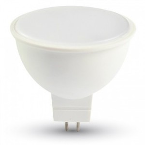 LAMPADINA LED GU5.3 7W BIANCO NATURALE 110 GRADI-1689