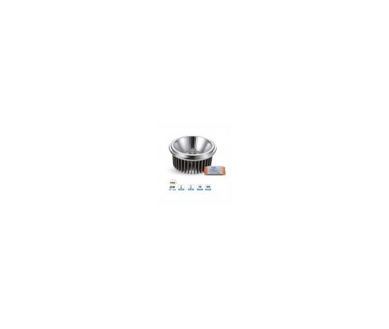 Lampadina LED faretto AR111 40'D 20W 12V Bianco caldo-1246