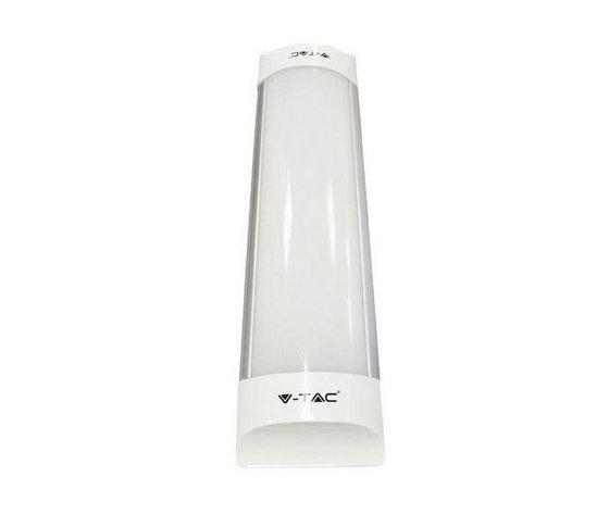 10W Alluminio Grill Plafoniera con tubo LED Bianco naturale 30 cm-4988