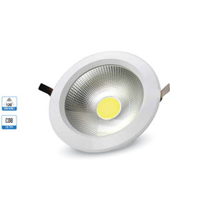 10W Spot LED COB Rotondo A++ 120Lm/W 4500K-1271