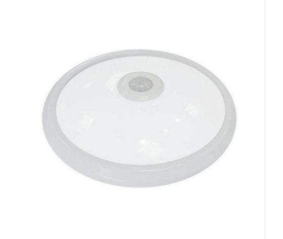 12W Plafoniera LED con sensore Bianco naturale-5058
