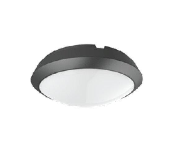 12W Plafoniera LED Tonda Bianco naturale-IP65-4970