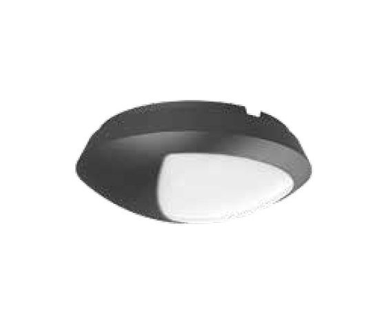 12W Plafoniera LED Mezzo Tonda Bianco naturale-4969