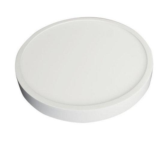 22W Pannello LED montato superficie Rotondo Bianco naturale-4816