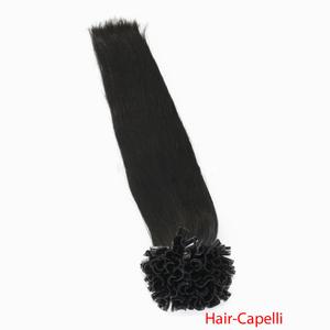 """capelli vergine liscio """"straight"""" Peruviano vergine 60 cm"""