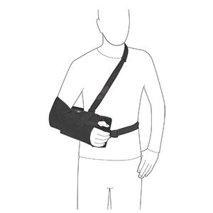 Immobilizzatore di spalla in adb.15°