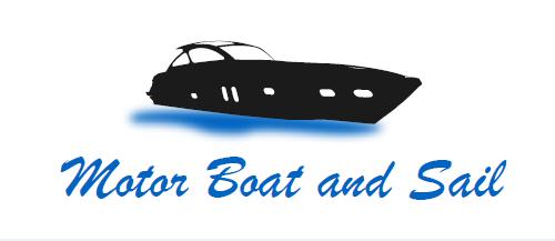 Logo motorboat scelto