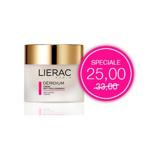 Lierac Deridium crema anti-età pelle normale e mista