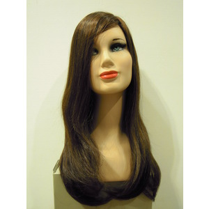 parrucca lunga tipo Jessica Rabbit