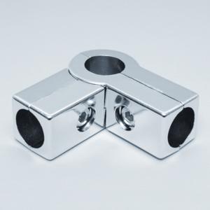 GIUNTO BOX SYSTEM A 4 VIE PER TUBO TONDO