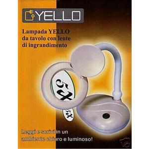 LAMPADA YELLO
