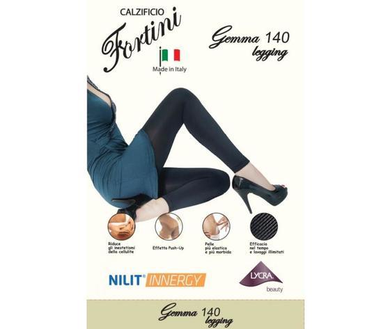 2 Legging Donna Gemma 140 - riduce la cellulite
