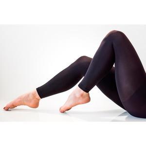 Legging effetto push-up 140 denari colore nero