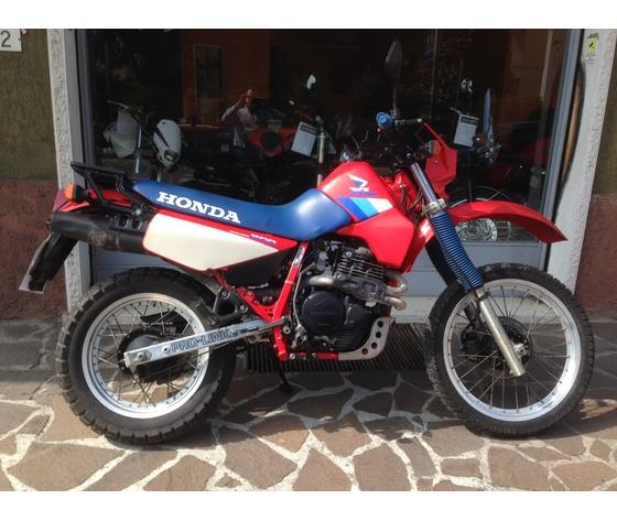Honda Xl 600 Rm