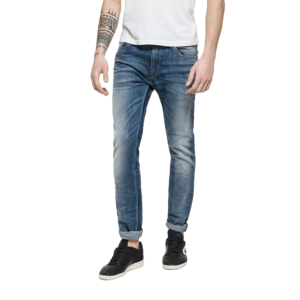 REPLAY SKINNY FIT JONDRILL A/I 16