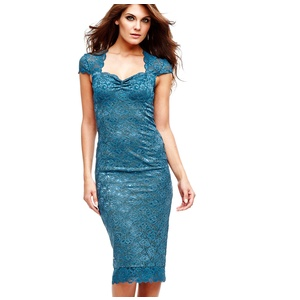 MARCIANO DRESS LACE
