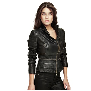 MARCIANO JACKET LEATHER PE17