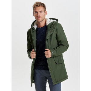 ONLY & SONS  SOLID PARKA
