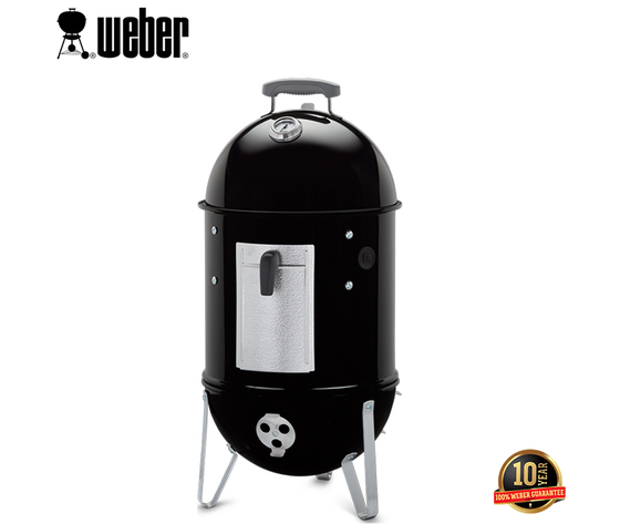 SOKEY MOUNTAIN COOKER 37 CM BLACK