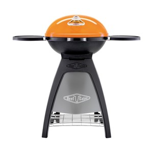 BARBECUE BEEFEATER BUGG COLORE ARANCIO