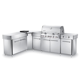 Summit grill inox