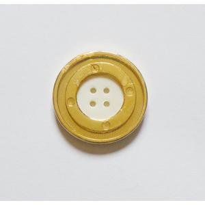 Bottone MadrePerla/Ferro 20 mm
