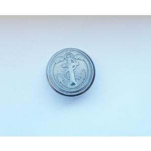 Bottone Plastica/Ferro 28 mm