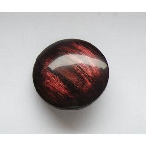 Bottone Plastica/Ferro 30 mm