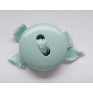 Bottone Plastica/Cotone 32 mm