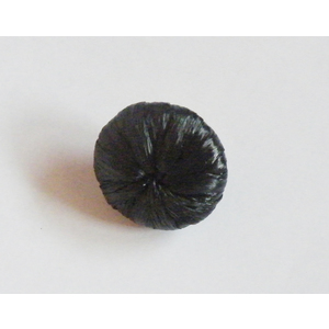 Bottone Plastica/Rafia 28 mm