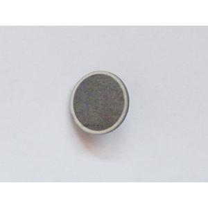 Bottone MadrePerla/Ferro 15 mm