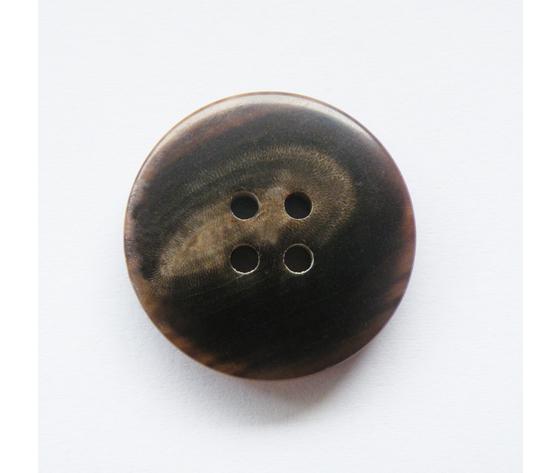 Bottone Corno 24 mm