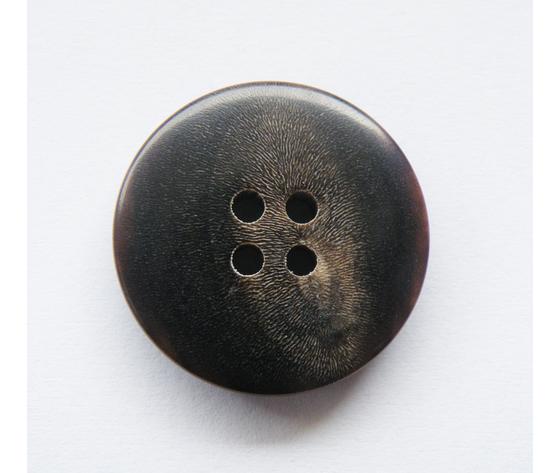 Bottone Corno 22 mm