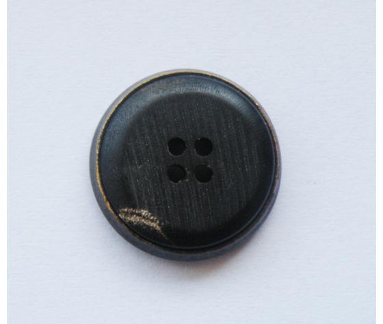 Bottone Corno/Ferro 17 mm