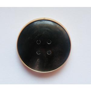 Bottone Corno/Ferro 26 mm