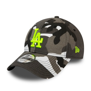 Cappellino NewEra  LOS ANGELES DODGERS NEON LOGO 9FORTY