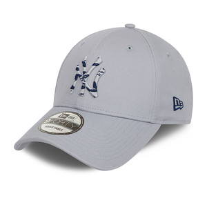 NewEra Cap NEW YORK YANKEES CITY CAMO GREY 9FORTY