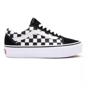 Vans Checkerboard Old Skool Platform