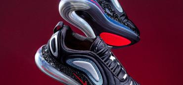 Nike air max 720 black university red cn2408 001 1