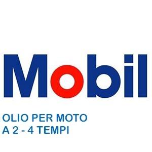 MOBIL RACING 4 T 15W50