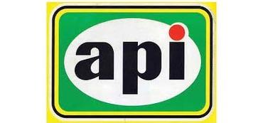 Logo api vetrina